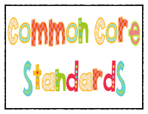 common core 6