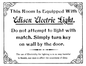 Edison-Electric-Light-Sign