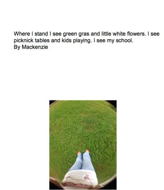 Digital Storytelling in Kindergarten